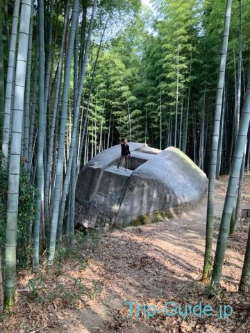 Discover the trace of object ancient Alien left behind Japanese history!